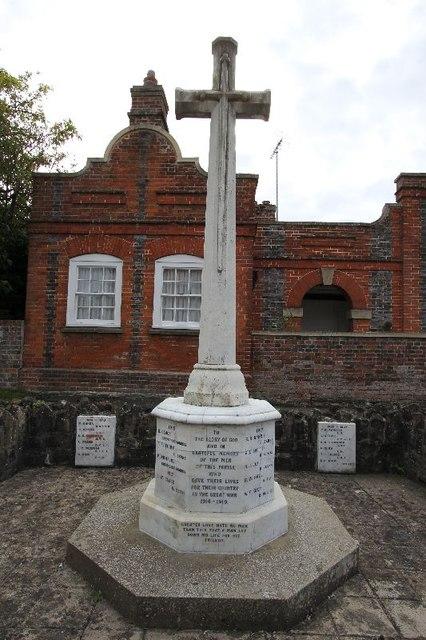 Harwell War Memorial