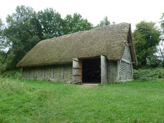 COAM 106: Arborfield Barn