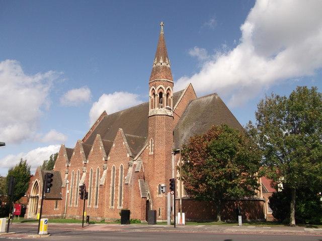 St. Barnabas Church, Eltham