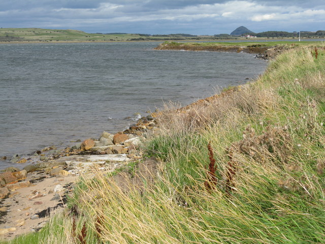 Aberlady Bay from Kilspindie