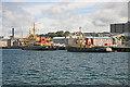 SX4454 : Devonport Dockyard South yard by roger geach
