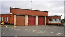 NS6263 : Parkhead Fire Station by edward mcmaihin