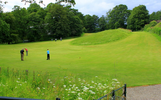 Pitlochry Putting Green