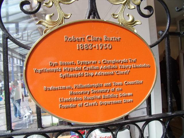 Robert Clare Baxter 1883 - 1950, Llandudno by Meirion