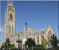 TF3244 : St Botolph's Church, Boston by J.Hannan-Briggs