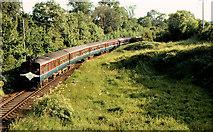 J1586 : Railway, Moylena, Antrim by Albert Bridge
