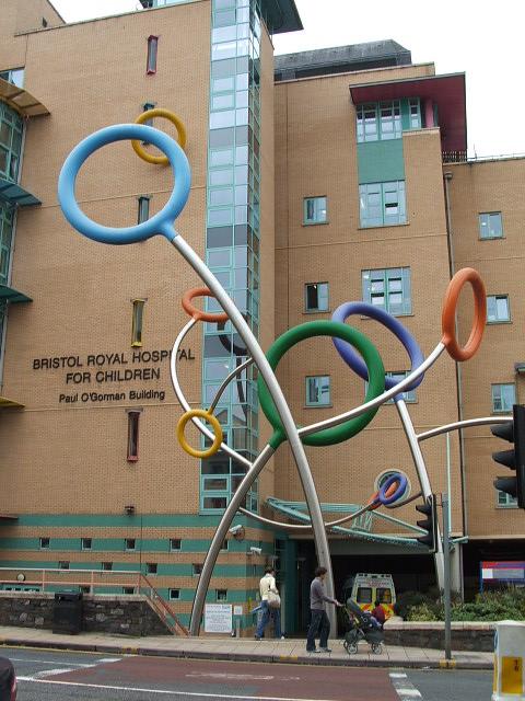 Bristol Royal Hospital For Children by Thomas Nugent