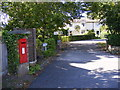 TM2749 : Victoria Road & Victoria Road Postbox by Adrian Cable