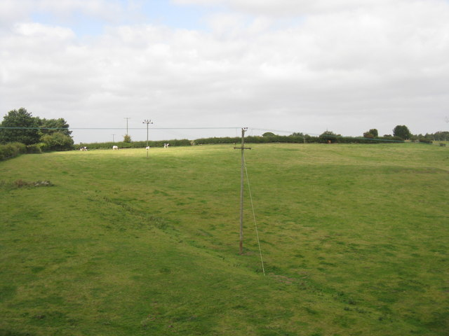 Field on the west side of Lickey Incline
