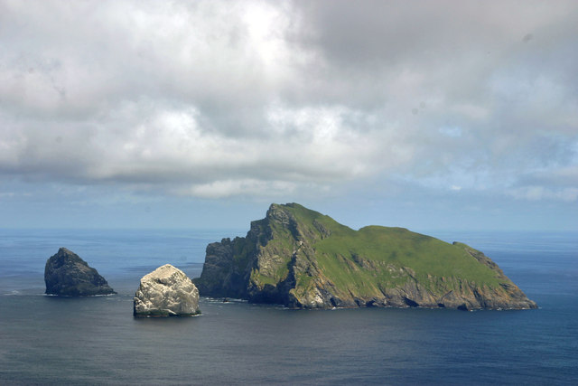 Stac an Armin, Stac Lee and Boreray, St Kilda