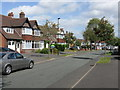 SP1181 : Hall Green - Wycome Road by Peter Whatley