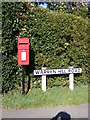 TM2648 : Ipswich Road Postbox by Geographer