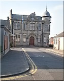 NT1893 : Lochgelly Town House by edward mcmaihin