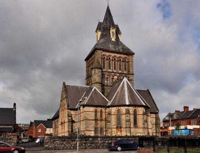 St Mary's Church of Ireland, Belfast