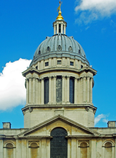 Dome, Old Royal Naval College