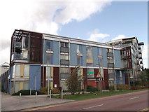 TQ3979 : Greenwich Millennium Village by David Anstiss