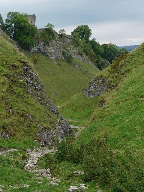 Cave Dale, Castleton
