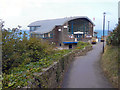 SN1300 : Tenby Lifeboat Station by David Dixon