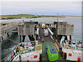 NM0445 : Unloading at Tiree by Hugh Venables