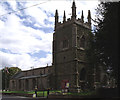 TF4066 : St James' Church, Spilsby by J.Hannan-Briggs