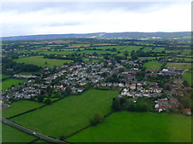 ST5265 : Felton from the air by Thomas Nugent
