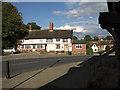 TM2972 : The Royal Oak public house, Laxfield by Evelyn Simak