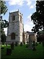 SE9936 : All Hallows Church, Walkington by J.Hannan-Briggs