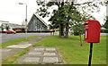 J4881 : Letter box, Carnalea, Bangor by Albert Bridge