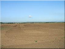 SE5114 : Farmland off Whiteley Road by JThomas