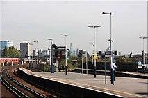 TQ2775 : Clapham Junction Railway Station by John Salmon