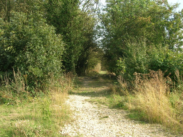 Path off the A6021 by JThomas