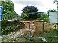 SP7110 : Development site, High Bank, Dark Lane, Chearsley by Alex McGregor