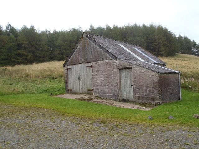 Outbuilding near Minnygryle