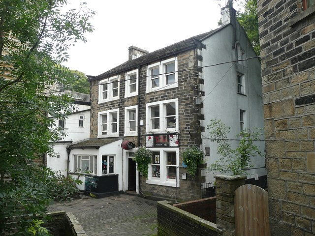 The Nook, Holmfirth