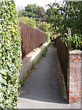 TM2649 : Footpath to Drybridge Hill by Geographer