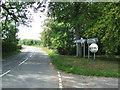 TL6148 : Road Junction by Keith Evans