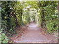 ST2694 : The Incline, Cwmbran by Jaggery