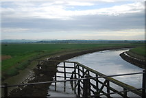 TQ0004 : River Arun north off the West Coastway Line by N Chadwick