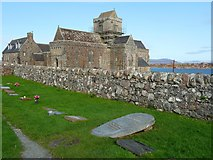 NM2824 : Iona Abbey by ronnie leask