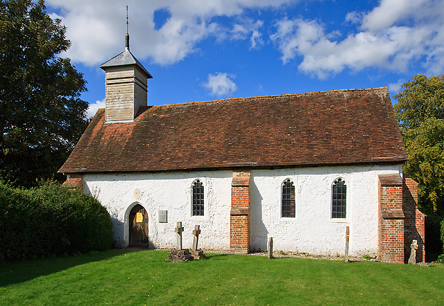 St Nicholas's church, Freefolk