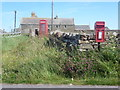 ND3094 : Lyness: postbox № KW17 125 by Chris Downer