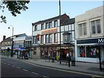 NZ2751 : The Red Lion, Front Street, Chester-le-Street by Alexander P Kapp