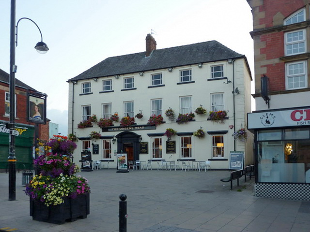 Queens Head,  Chester-le-Street