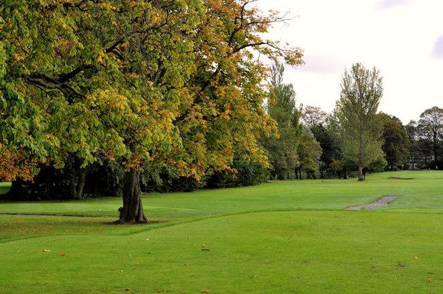 Ormeau Golf Club. Belfast (6)