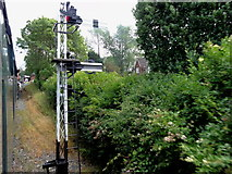 TQ8833 : Kent & East Sussex Railway by Helmut Zozmann
