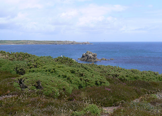 The Bow, off Gugh, Scilly