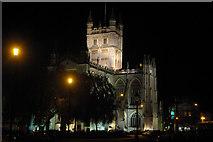 ST7564 : Bath Abbey by Stephen McKay