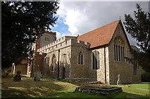 TL6706 : All Saints' Church, Writtle by Julian P Guffogg