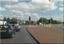 SU4212 : Six Dials interchange, Southampton by Stuart Logan