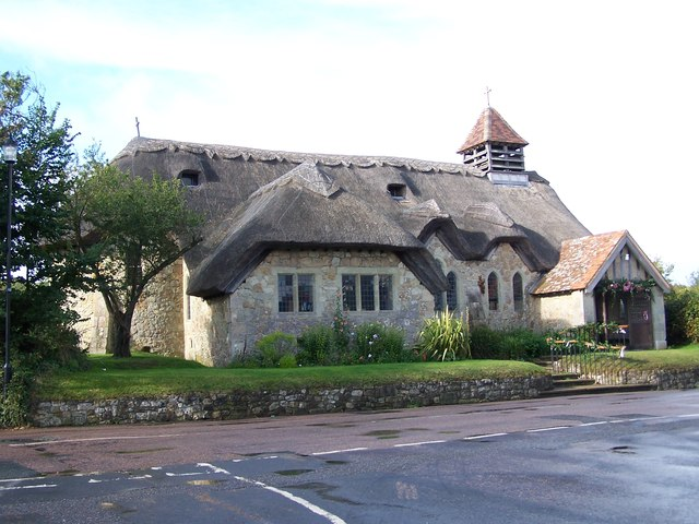 St Agnes' Church, Freshwater